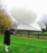Atmospheric Data analysis through blimp technology