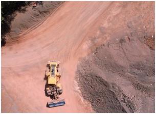 Topographic Survey of Quarry