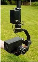 MASH IR/EO Twin Cameras