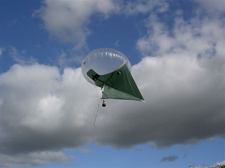 better than blimp, stable aerostats for tactica reasons