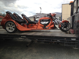 Interesting Tow Back to Twizel Auto & Marine Centre