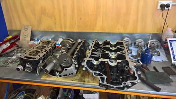 Seadoo RXT 215 Engine Rebuild by Twizel Auto & Marine Centre