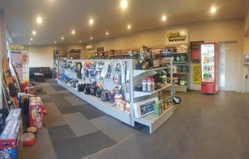 Twizel Auto & Marine Centre Showroom and Office