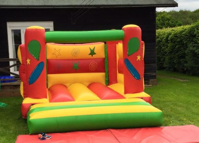Bouncy Castle (Balloon theme)