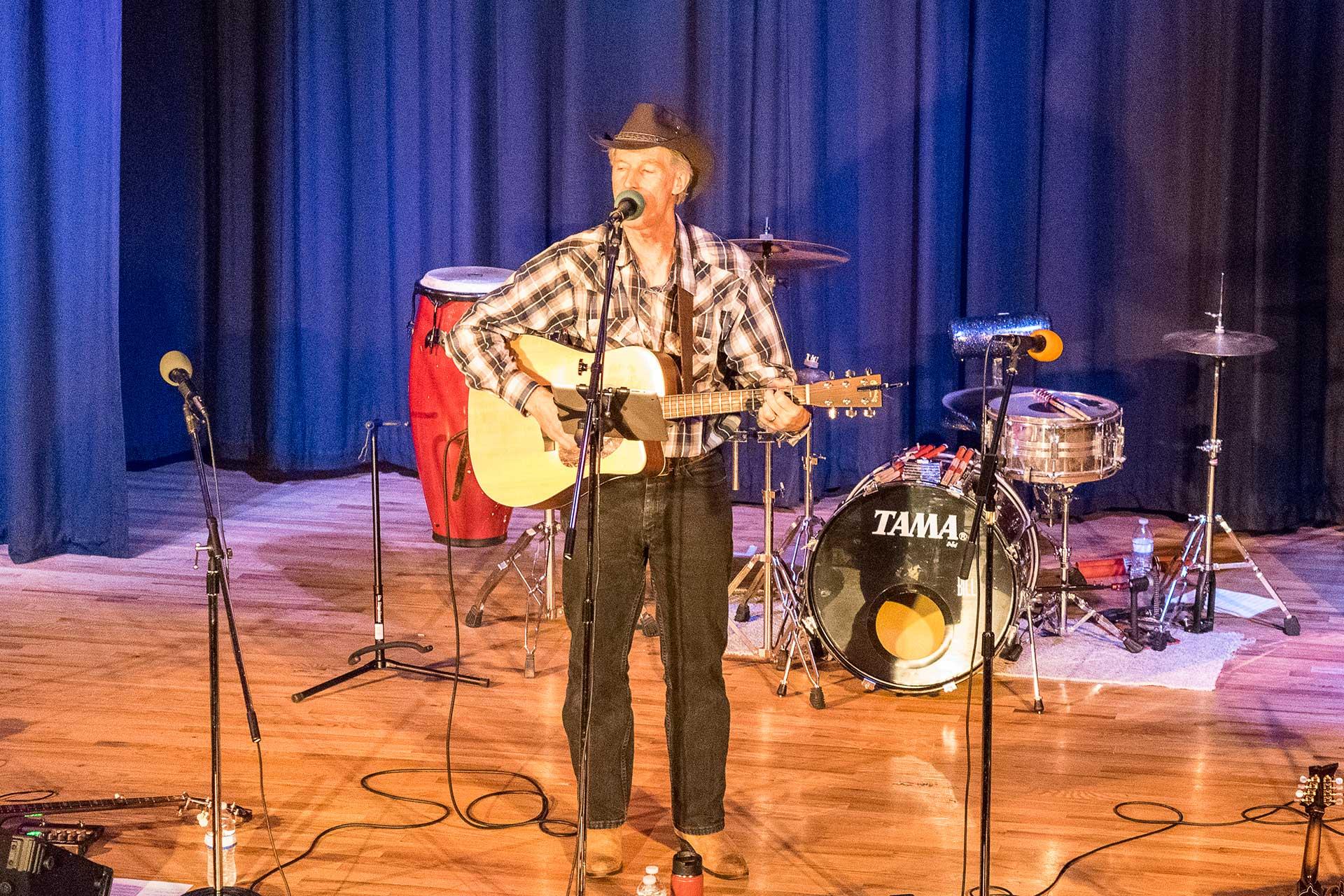 Steve Dunfee Live 1