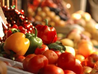 Alimentos frescos, congelados e orgânicos. Há diferença?