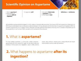 Aspartame faz mal a saúde?
