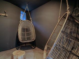 Sauna Ruheraum
