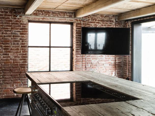 Ferienhaus an der Nordsee Küchengstaltung