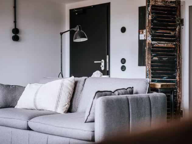 Suite in der Villa