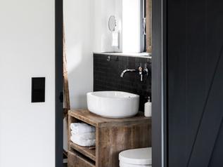 Badezimmer nach Grundrenovierung
