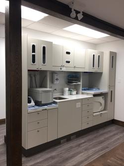 Oak Bay A-Dec Sterilization