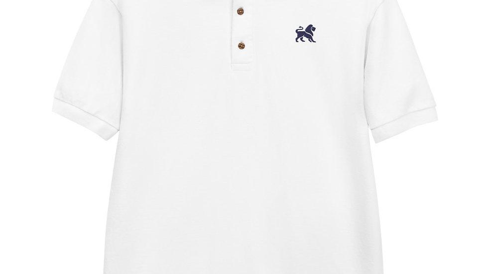 Men Ieko Embroidered Polo Shirt