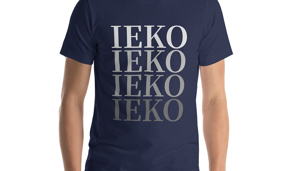 Men Ieko Short-Sleeve T-Shirt Multiple Colors