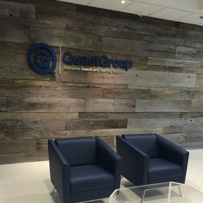 Barnwood Interior Wall for QuestGroup