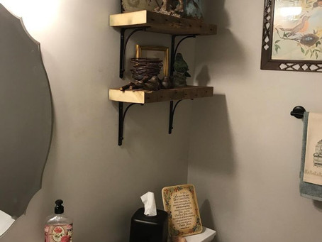 Poplar Shelves