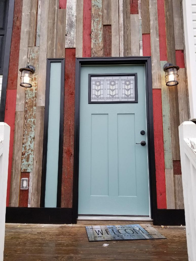 barnwood exterior