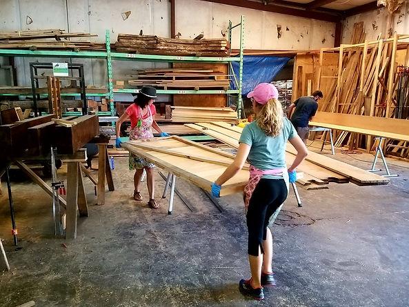 Atlanta Specialty Wood Shop Woodworking