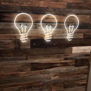 Ideas for a Barnwood Wall