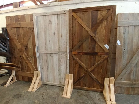 Barndoors, anyone?