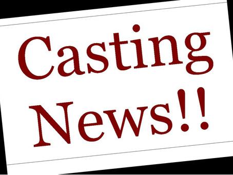 Casting News!!