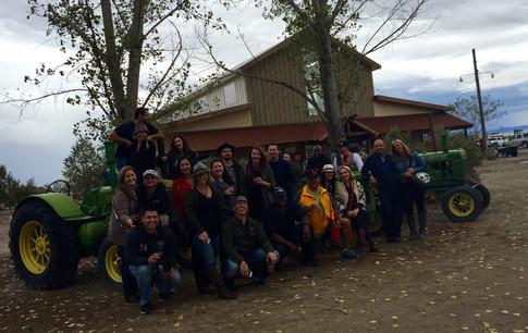 Group Bus Tour to Frey Ranch
