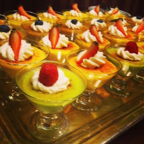 Event Dessert Display