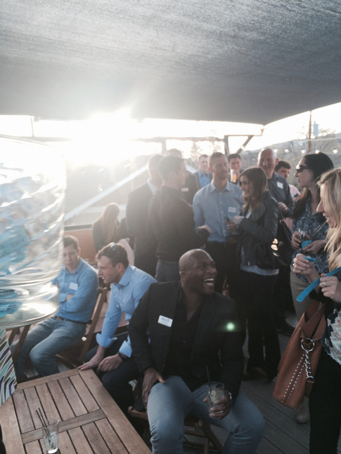 Outdoor Networking and BBQ Event