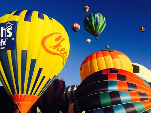 VIP Balloon Race Event