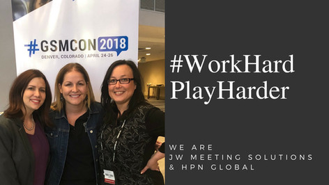 GSMCON 2018 in Denver, CO