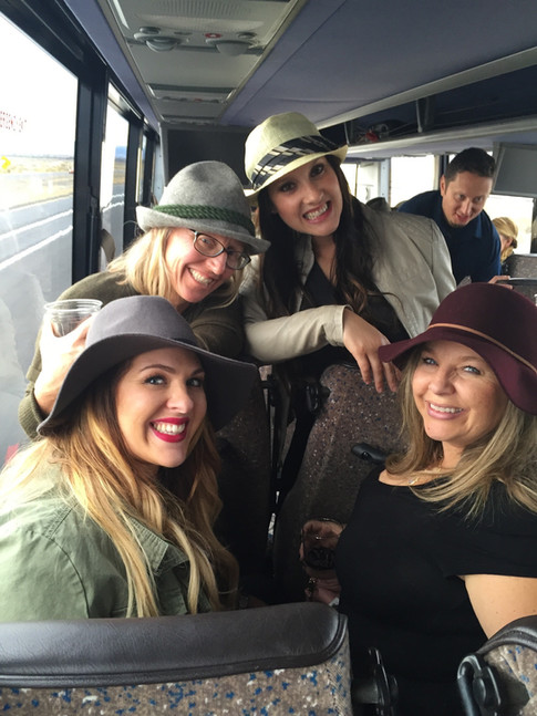 Bus Tour to Winery
