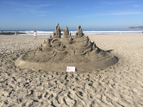 Beach Welcome - Coranado