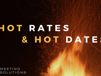Tip Tuesday: Hot Rates & Hot Dates
