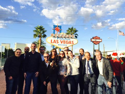 Three City Meeting - Starting In Las Vegas