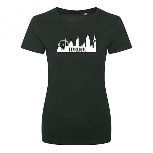 FXN.GLOBAL Skyline-London Tee Women's