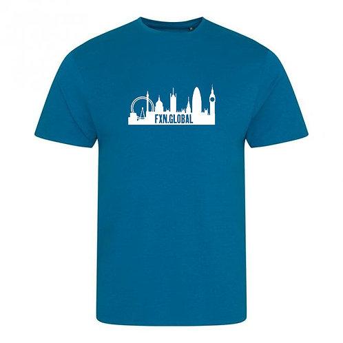 FXN.GLOBAL Skyline-London Tee