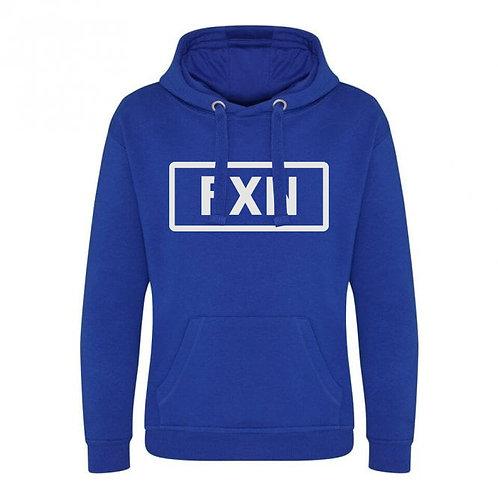 FXN Box Logo Hoodie
