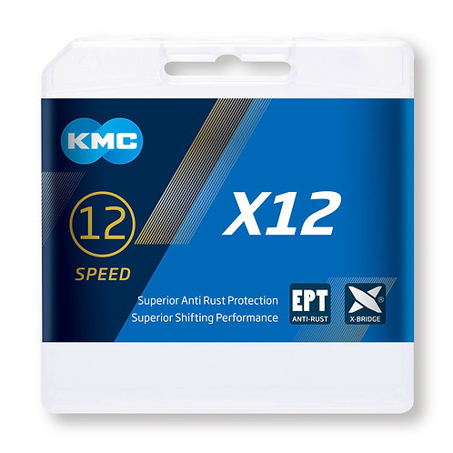 KMC X12 EPT Chain 126L