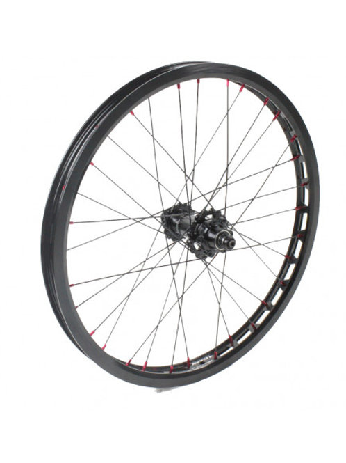 "CLEAN 20"" DISC X2 32H Wheel"