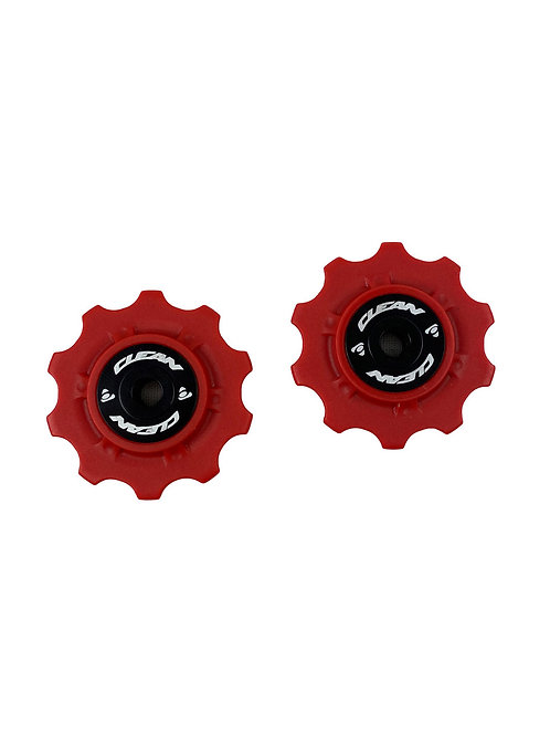 CLEAN 10T Plastic Jockey Wheels