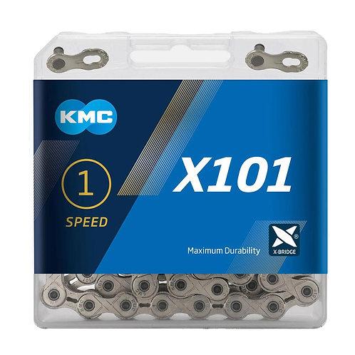 KMC X101 Track Chain 112L