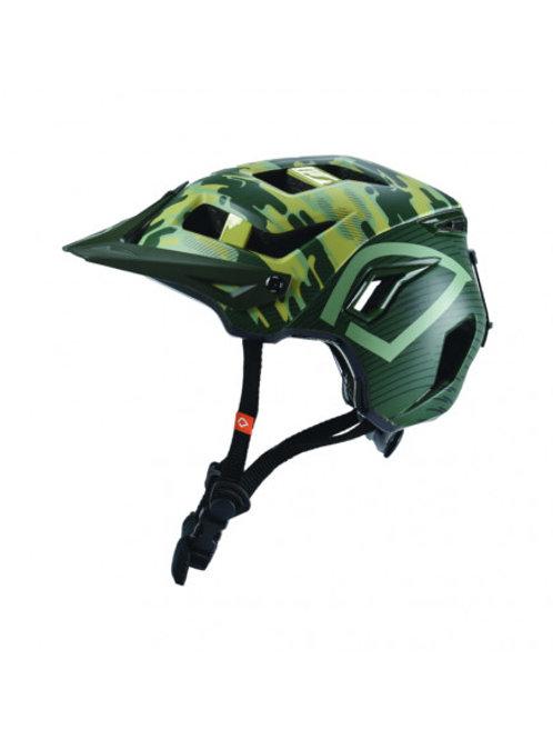 HEBO Origin Khaki/Olive Green Helmet