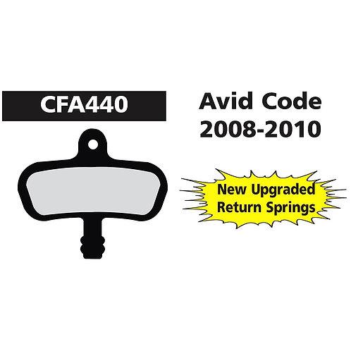 EBC Avid Code 07+ Pads