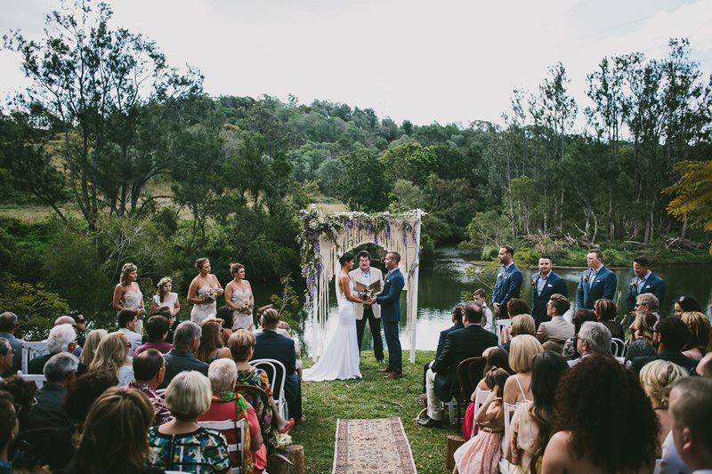 Peter & Sophie's Riverwood Wedding