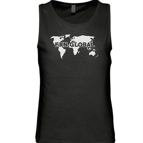 FXN Global Map Logo Vest