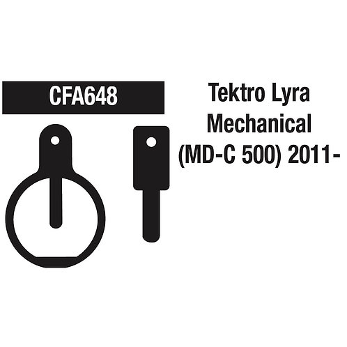EBC Tektro Lyra Mechanical (MD-C500)