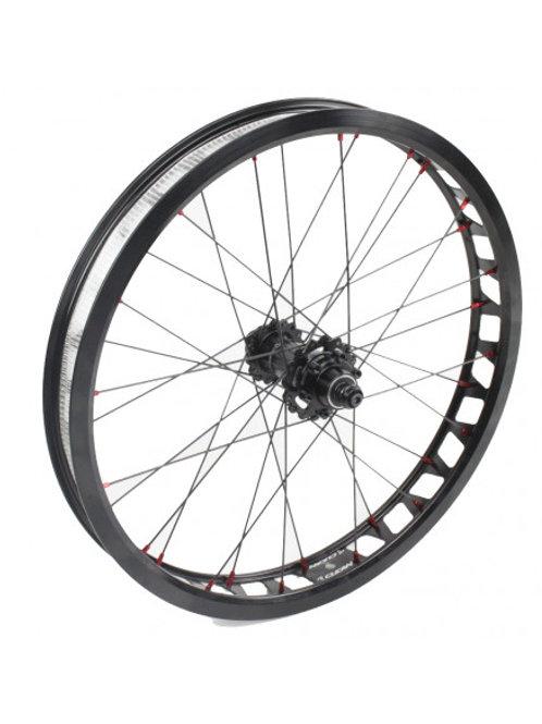 """CLEAN 19"""" Disc X2 Wheel"""
