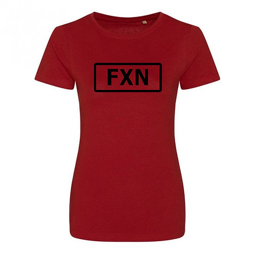 FXN Box Tee- Women's