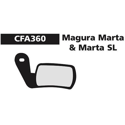 EBC Magura Martha -SL- Gold Pads