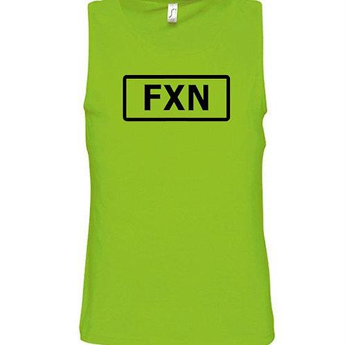 FXN Box Logo Vest